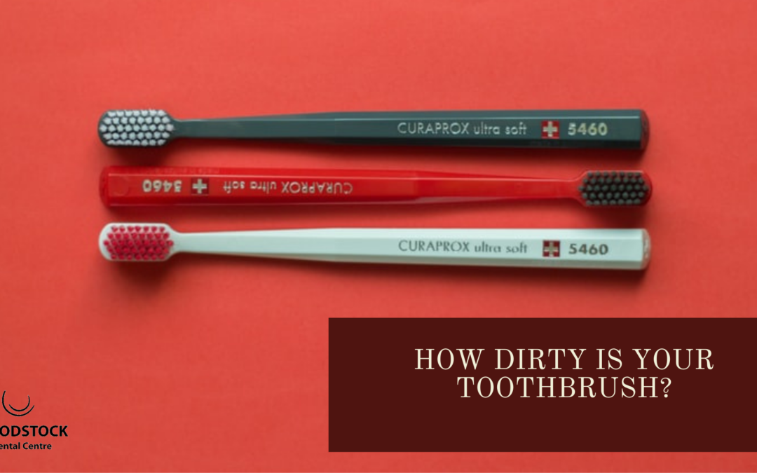 How Dirty Is Your Toothbrush?