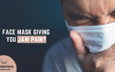 Is Your Face Mask Giving You Jaw Pain?