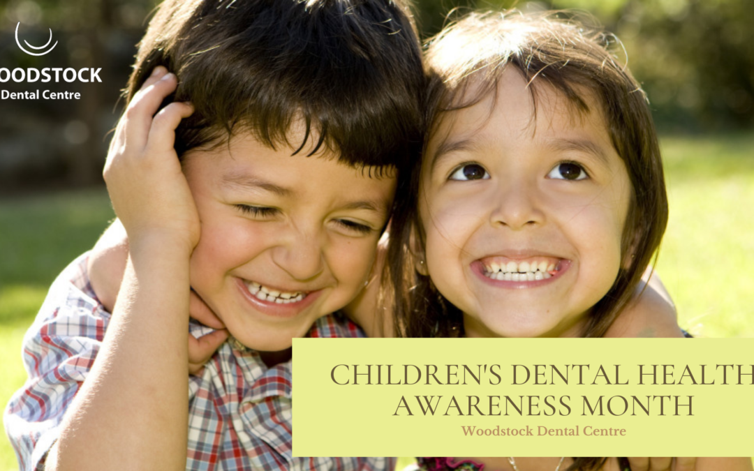 Children's Dental Health Awareness Month